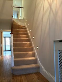 20 Creative and Modern Staircase Lighting Designs 20 4Home