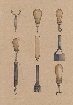 leather craft   Tumblr