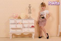 Nesta coleção a marca Pakita não economizou na criatividade e, lançou diversos modelos para sua pequena ficar cada vez mais linda! Confira!