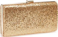 •Website: http://www.cuteandstylishbags.com/portfolio/natasha-couture-gold-sparkle-box-clutch/ •Bag: Natasha Couture Gold Sparkle Box Clutch