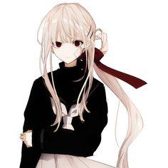 Pretty Anime Girl, Beautiful Anime Girl, Kawaii Anime Girl, Anime Art Girl, Anime Oc, Girls Manga, Anime People, Girls Characters, Anime Style