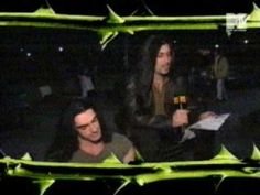 Headbangers ball Halloween Special.  Type O Negative. Johnny & Pete in the snapshot here. This clip is too funny!