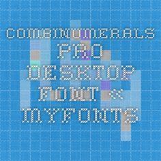 CombiNumerals Pro - Desktop font « MyFonts
