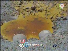 Nuria: Habitantes De Cotuí Están Muy Cerca Del Envenenamiento Por Cianuro #Video
