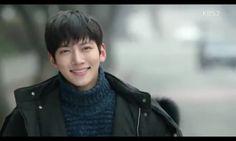 An everlasting smile from seo jung ho (healer)