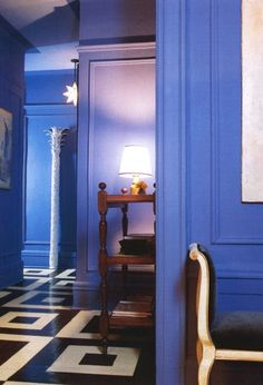 #blue #interiors