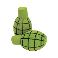 Grenade Soaker Balls - OrientalTrading.com