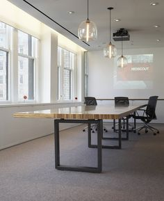 Redscout Agency | Michael Wong with 212box | Archinect Architecture Office, Dining Table, Interior Design, Offices, Boston, Spaces, Furniture, Home Decor, Nest Design