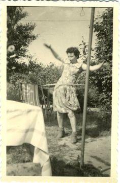 Hula-Hoop fun