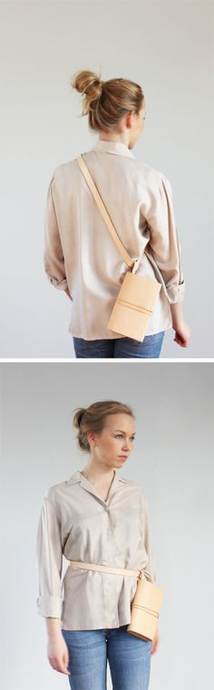Big bag collection Small bag- minttu somervuori