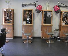comment decorer un salon de coiffure