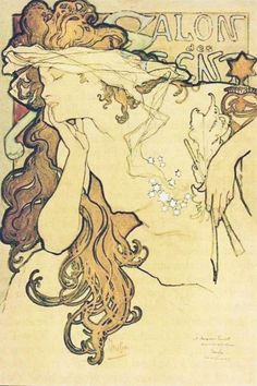 ART & ARTISTS: Alphonse Mucha – part 1