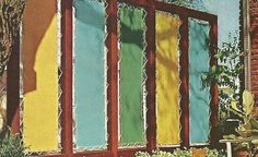 Vintage Fences from the 1960s