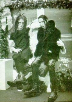 A Nightmare Before Christmas (Twiggy Ramirez and Marilyn Manson)