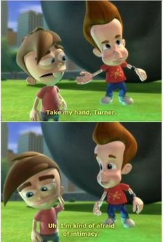 Timmy Turner and Jimmy Neutron WHY CAN'T DOCTOR WHO AND SHERLOCK DO THIS??