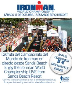 Ironman Kona World Championships 2014