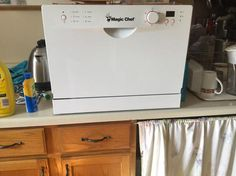 Countertop Dishwasher Magic Chef : ... on Pinterest Home Depot, Microwave Oven and Countertop Microwaves