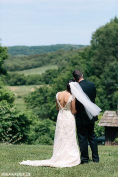 Kelly & Justin – Hilltop Wedding – Spring Green Wedding Photographer » Andrea Paradowski Photography