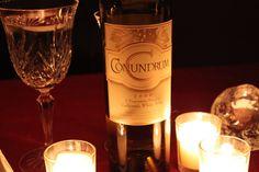 Conundrum Wine. Fave!