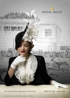 ~Philip Treacy hat for Royal Ascot