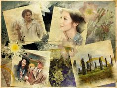 Outlander:Jamie&Claire:Scotland