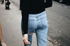 Style | Minimalism | Fashion | Jean