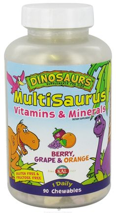 THe only Vitamins I have found for kids without high fructose corn syrup, dyes, sucralose or aspertame