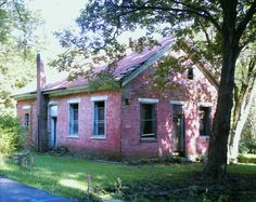 Spann, OH (Clermont County) - A one room schoolhouse at the corner of Merwin-Ten Mile Rd. & Cole Rd.