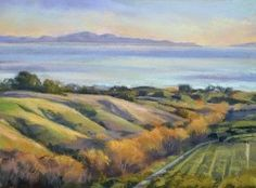 Winter Light, Dos Pueblos