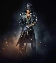 Assassin's Creed Syndicate. Jacob, the maincharacter, looks pretty cool. But I don't think he has the coolest suit of the assassins though. Which suit is your favorite? :)