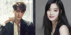 Jonghyun de CNBLUE y Lee Yu Bi