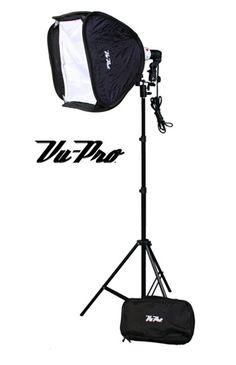 Vu-Pro Viper 3000 Continious Light Kit-Owens Originals