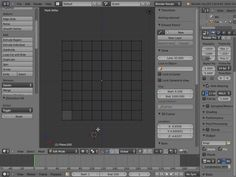 Modeling tutorial, cutting a hole on a flat surface