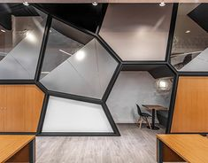 Space Interiors, Shop Interiors, Interior Architecture, Interior Design, Clean Space, Electrical Installation, Direct Lighting, Building Materials, Cladding