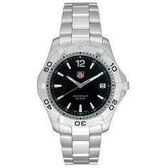 TAG Heuer Men's WAF1110.BA0800 2000 Aquaracer Quartz Watch from TAG Heuer @ TAG-Heuer-Watches .com