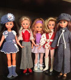 Old Dolls, Jenni, Vintage Dolls, Plushies, Harajuku, Toys, Life, Style, Fashion