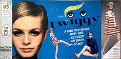 Twiggy Game by Milton Bradley 1967 by PhoenixFindsPA on Etsy, $40.00