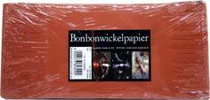 Bonbonwickelpapier Rot Seidenpapier 11 x 24 cm ca. 100 Blatt How To Make, Candy, Red