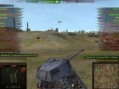 World of tanks Tiger II + IS3 Platoon Steppes Gameplay - YouTube
