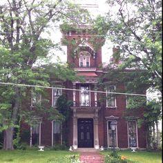 Ball House, Lafayette, Indiana
