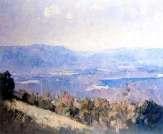 Observatory Road, Kalorama Park, Looking Towards Silvan