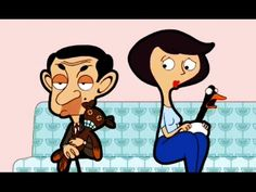 Mr bean Cartoon ᴴᴰ w/ Top 2 New Compilation Cartoons 01 - YouTube
