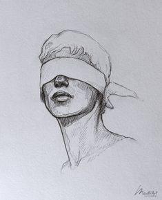 My Sketchbook Art I Dreamy Blindfolded Drawing Guy I Cute Sketch I Sketchy Art I. - My Sketchbook Art I Dreamy Blindfolded Drawing Guy I Cute Sketch I Sketchy Art Ideas I Pen Pencil d - Sketchbook Drawings, Pencil Art Drawings, Cool Art Drawings, Drawing Sketches, Drawing Ideas, Easy Drawings, Disney Drawings, Sketch Ideas, Sketch Art
