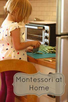 basics -- my montessori corners | montessori works