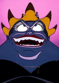 Ursula (The Little Mermaid) Disney Villains, Disney Movies, Disney Pixar, Disney Stuff, Disney Princesses, Disney Characters, Little Mermaid Movies, The Little Mermaid, Ursula Human