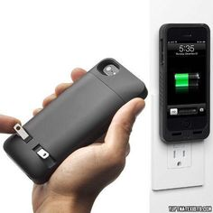 Plug Case for iPhone