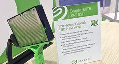 Un SSD de 60 To chez Seagate