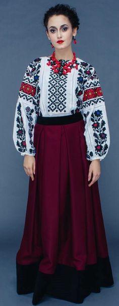 Ukraine, from Iryna Ukraine, Folklore, Ukrainian Dress, Ethnic Fashion, Womens Fashion, Russian Beauty, Folk Costume, Embroidered Blouse, Historical Clothing
