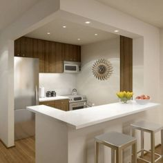 Best Small Kitchen Makeovers Ideas 38
