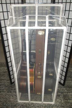 Guitar Case, Acoustic Guitar, Locker Storage, Music, Safe Deposit Box